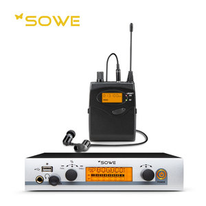 UHF PLL wireless  monitor system