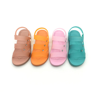 Cheap Summer Beautiful jelly Kids Shoes Cute Sandals For Girls Wholesale Children Sandals