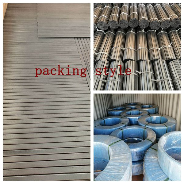 stainless steel profiled wire in 304 410  302 grade