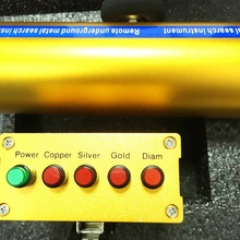 AKS เพชร 3D <span class=keywords><strong>เครื่องตรวจจับ</strong></span>โลหะ/Underground GOLD Detector