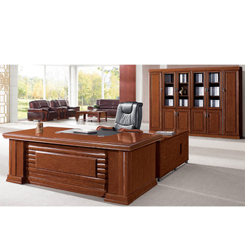Custom Design And Manufactured Office Desk/ Working Room Solid Wood Office  Furniture (foh-a62283) - Buy Antique Wood Office Desk Furniture,Staples ...