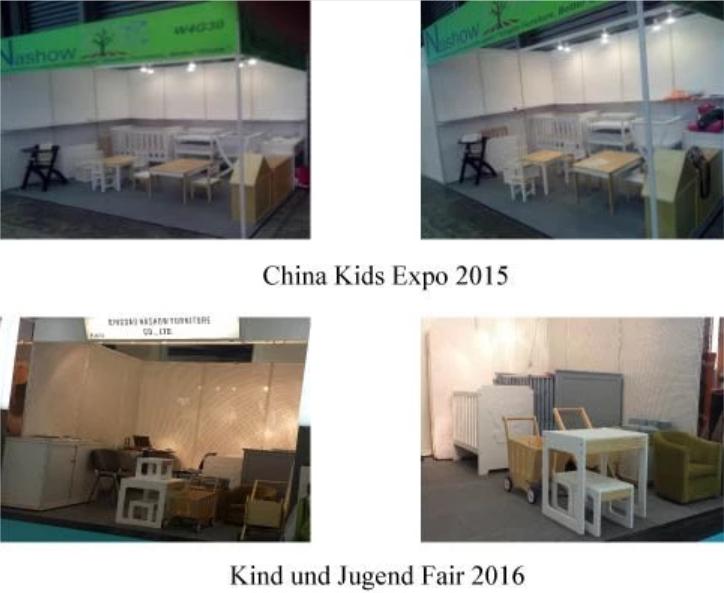 Nashow LMDT-001 High Quality Kids Furniture Wooden Dress Trolley Hanger