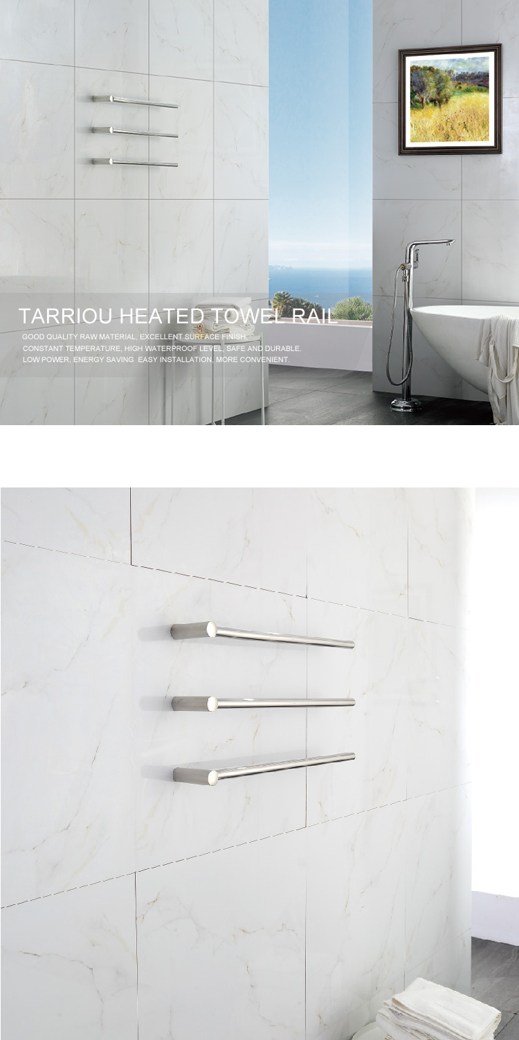 TARRIOU Portable Towel Rack Dryer Bathroom