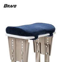 Elastic Strap Students Chair Seat Cushion