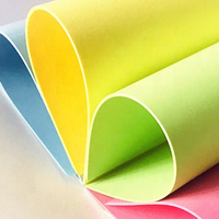 A4 size 80gsm 100 Sheet orgami DIY customized color copy paper in cheap price
