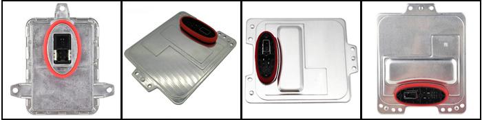 Liwiny 2008-2010 5DC009285-00 HID 밸러스트 Ca (엔) ne 955.631.194.01 제어 장치 7P5.907.381.955