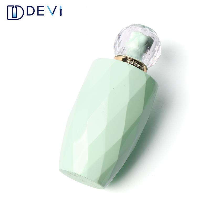 Deviglass phantasie Luxus 100ml Nachfüllbar Glas Spray Parfüm Leere Zerstäuber Flasche