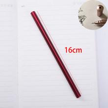 Корейские Канцтовары, металлическая ручная нейтральная ручка 0,5 мм, креативная подпись в офисе, школьные письменные принадлежности, принад...(Китай)
