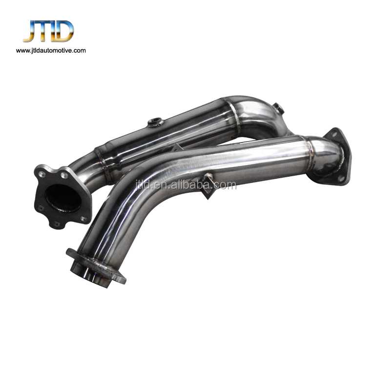 hot sale stainless steel exhaust downpipe  for TYPE R