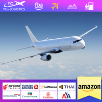 Air dropshipping shipping cost China to Germany UK USA