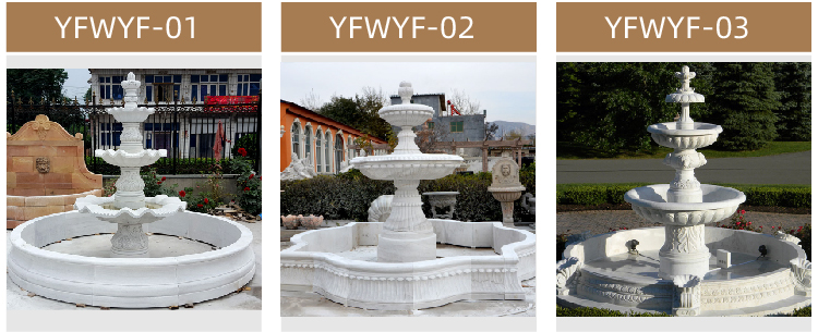 Outdoor Fountain Garden Marble Floating Ball Water Fountain Rotating Ball Water Fountain