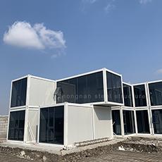 工場直接販売リムーバブル容器 20ft 40ft 拡張フラットパックのコンテナホームオフィスショップホテルルームのヴィラ