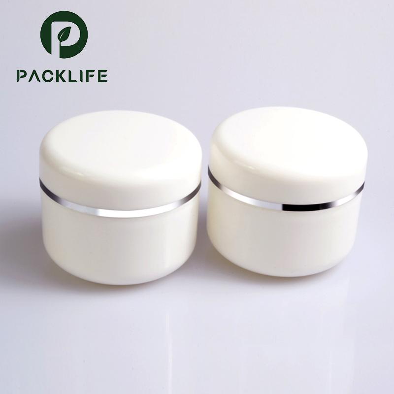 Cina 20ml 30ml 50ml 100ml 150ml 250ml vuoto crema cosmetica contenitori di imballaggio vasetti di plastica con la plastica PP interno