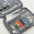 Passport Holder Family Travel Document Organizer Holder Passport Wallet