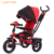 china sale folding canopy traditional sport pedal bike children's tricycle with trailer