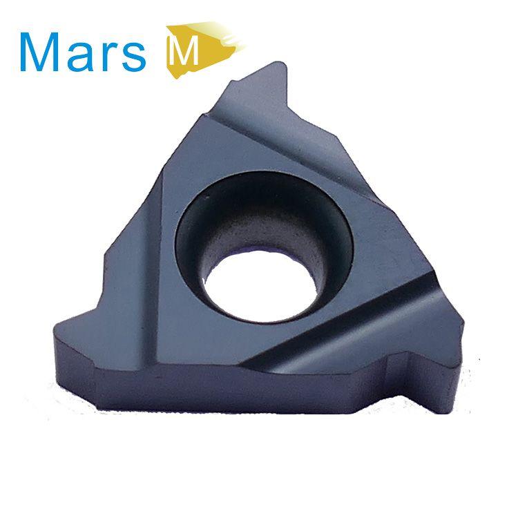 Maschine Werkzeuge 16ER 12UN China Hersteller Alle Neue Wolfram Hartmetallgewindedreheinsatz