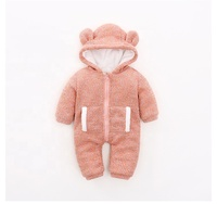 Baby winter suit cute warm jumpsuit baby winter clothes comfortable wearing factory wholesale custom price concessions