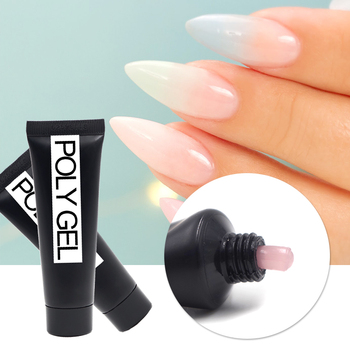 Free samples soak off uv led extend builder poly gel acrylic gel nail