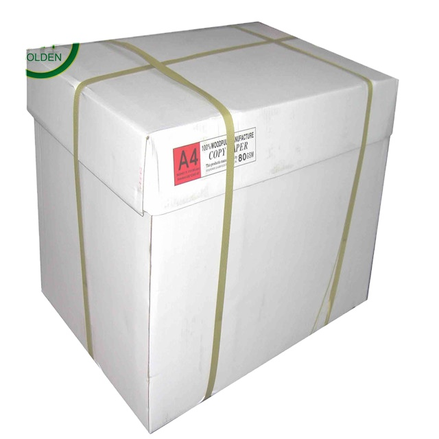 75gsm 70gsm 80gsm A4 size white copier paper office paper