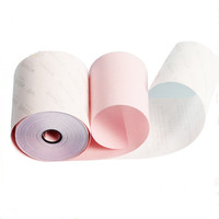 Cheap price high quality 2-ply carbonless paper impression for paper printing