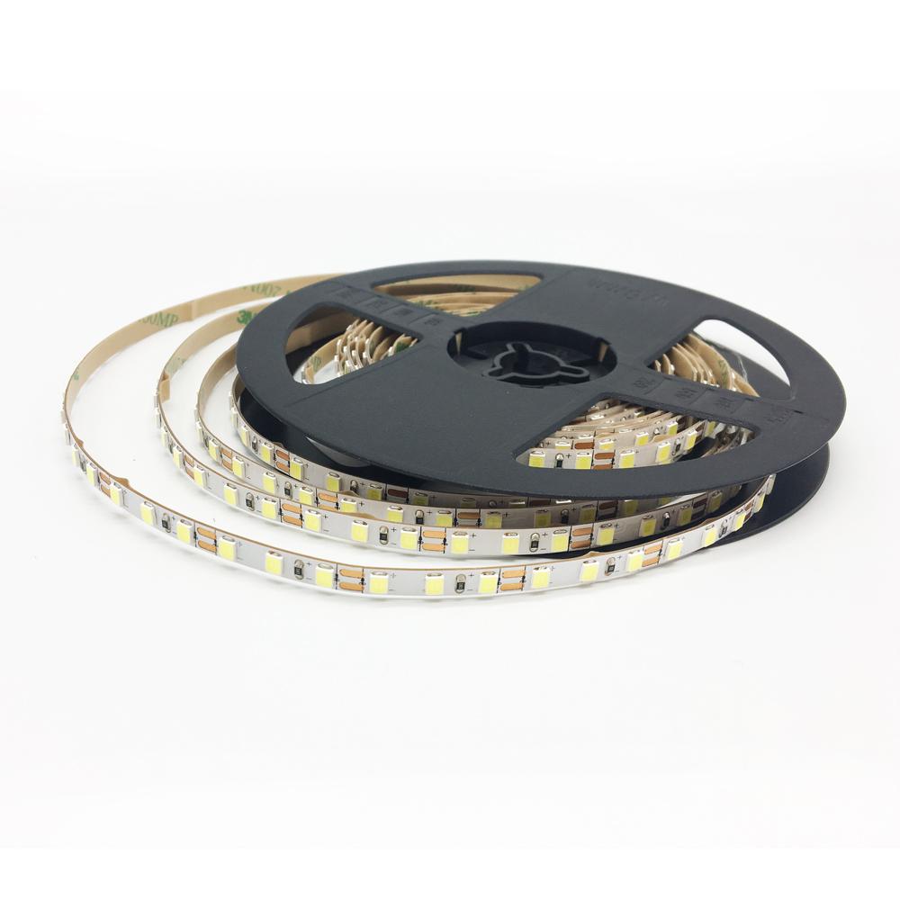 Professional manufacturer High quality SMD2016  120leds per meter flexible led strip lights 12V dc