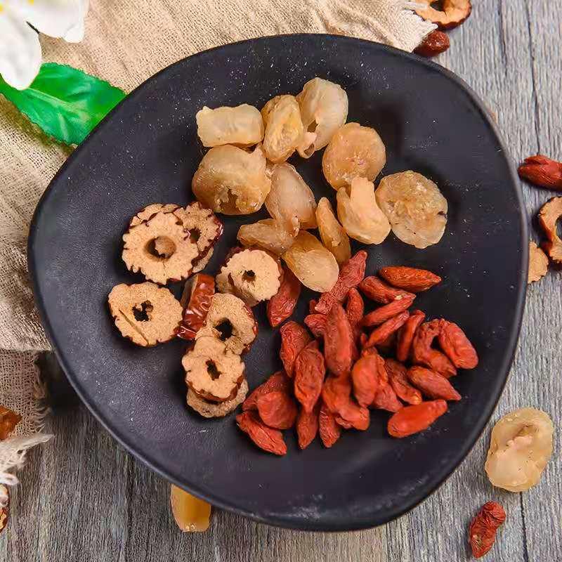 Longan and Red Date Tea for Nourishing Blood and Nourishing Qi NOVEL PRODUCT - 4uTea | 4uTea.com