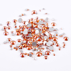 Mix Size SS6-SS20 Nail Art Rhinestone Crystal Glass Flatback Rhinestone DIY Beauty Accessories Factory Directly Sale