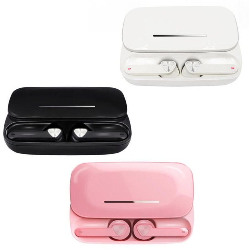 BE36 Wireless Bluetooth 5.0 Earphone Touch Control Auto Pairing Slide Charging Box TWS Mini Earbuds For iPhone xiaomi huawei