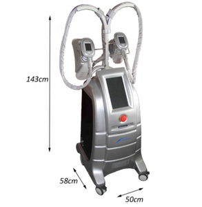 4 handles cryolipolysis portable/macchina per criolipolisi/cryolipolysis fat freeze slimming machine ETG50-4S