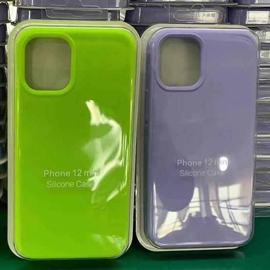 56 cores tampa do telefone de Borracha de Silicone Líquido para o caso do iphone
