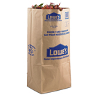 Double Paper 30 Gallons 2ply Double Layer Printed Garden Garbage Waste Trash Leaf Lawn Paper Bag Compostable Paper Bag Garden Hand Tools