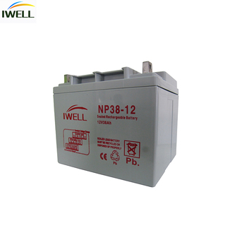 Sealed Maintenance Free Valve Regulated Lead Acid Backup Battery for Medical Equipment 12V100AH