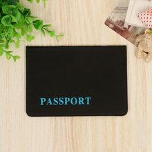 Милый яркий цветной женский чехол для паспорта, из искусственной кожи, чехол для паспорта, паспорта, проездного документа(Китай)