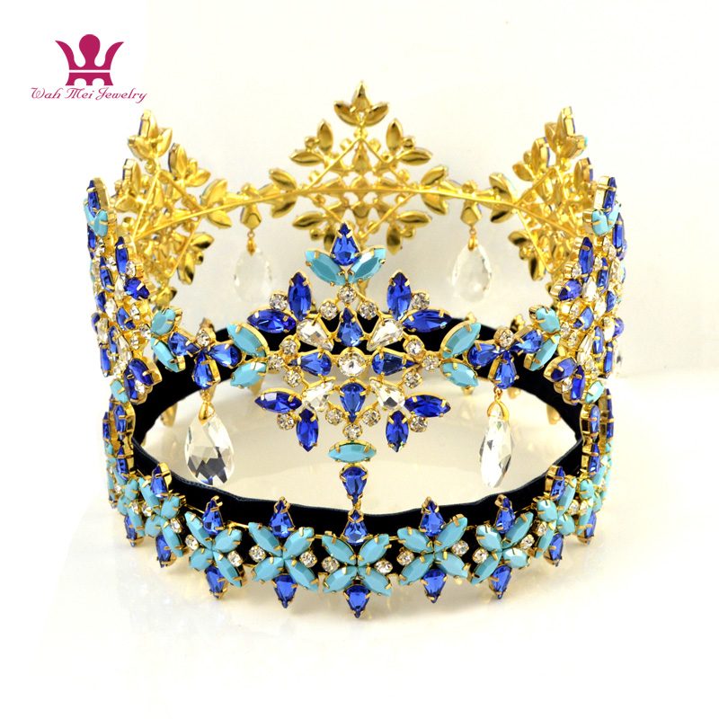 02222 Wholesale Miss World Beauty Pageant <strong>Crown</strong> Custom Tiaras