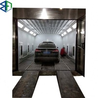 Hot Selling Cabin Painting Cars With Low Price