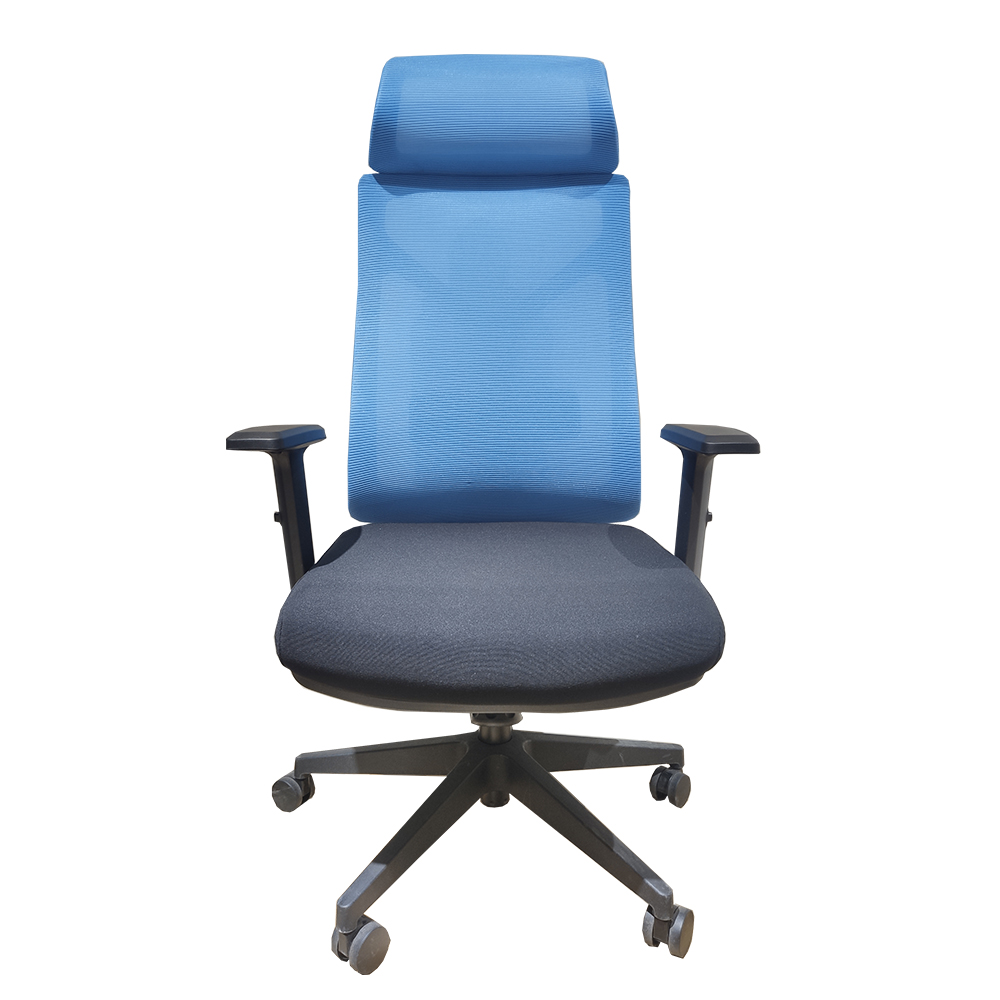 New design manager or boss executive ergonomic office chair swivel mesh office chair with flexible footrest