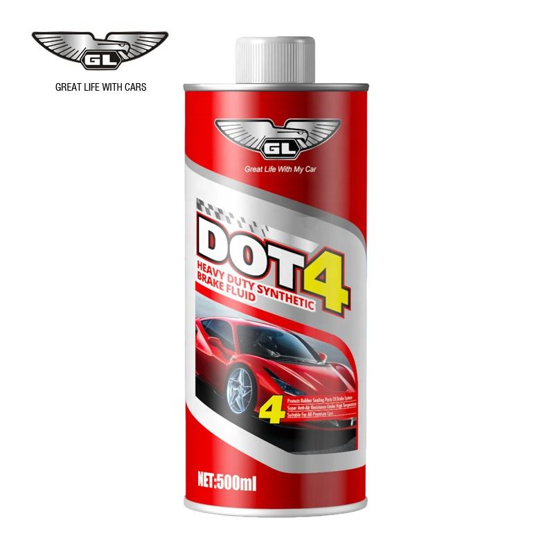 354ml High performance buy dot 4 brake fluid