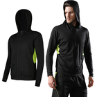 Wholesale Custom Men Fitness Yoga Wear Running Sportswear Gym Sport Hoodies Sweatshirts
