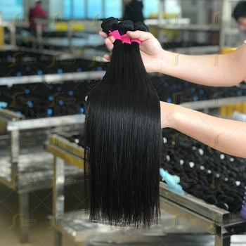 Beauty stage wholesale 9A human hair peruvian malaysian one donor Cuticle aligned raw virgin cambodian indian temple hair vendor