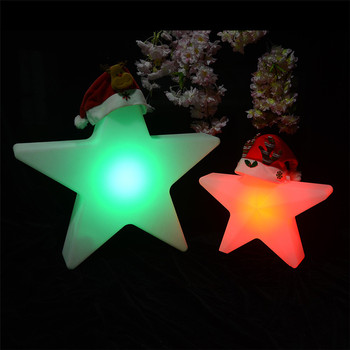 Magic Wholesale Christmas Decoration Led tree/decoration supplies christmas light led star shaped tree topper