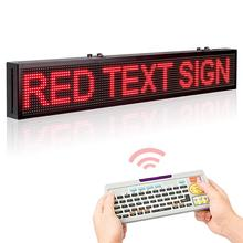 P10 Outdoor rode Kleur running <span class=keywords><strong>bericht</strong></span> led-<span class=keywords><strong>scherm</strong></span> bus tekst led display <span class=keywords><strong>board</strong></span> met wifi controle