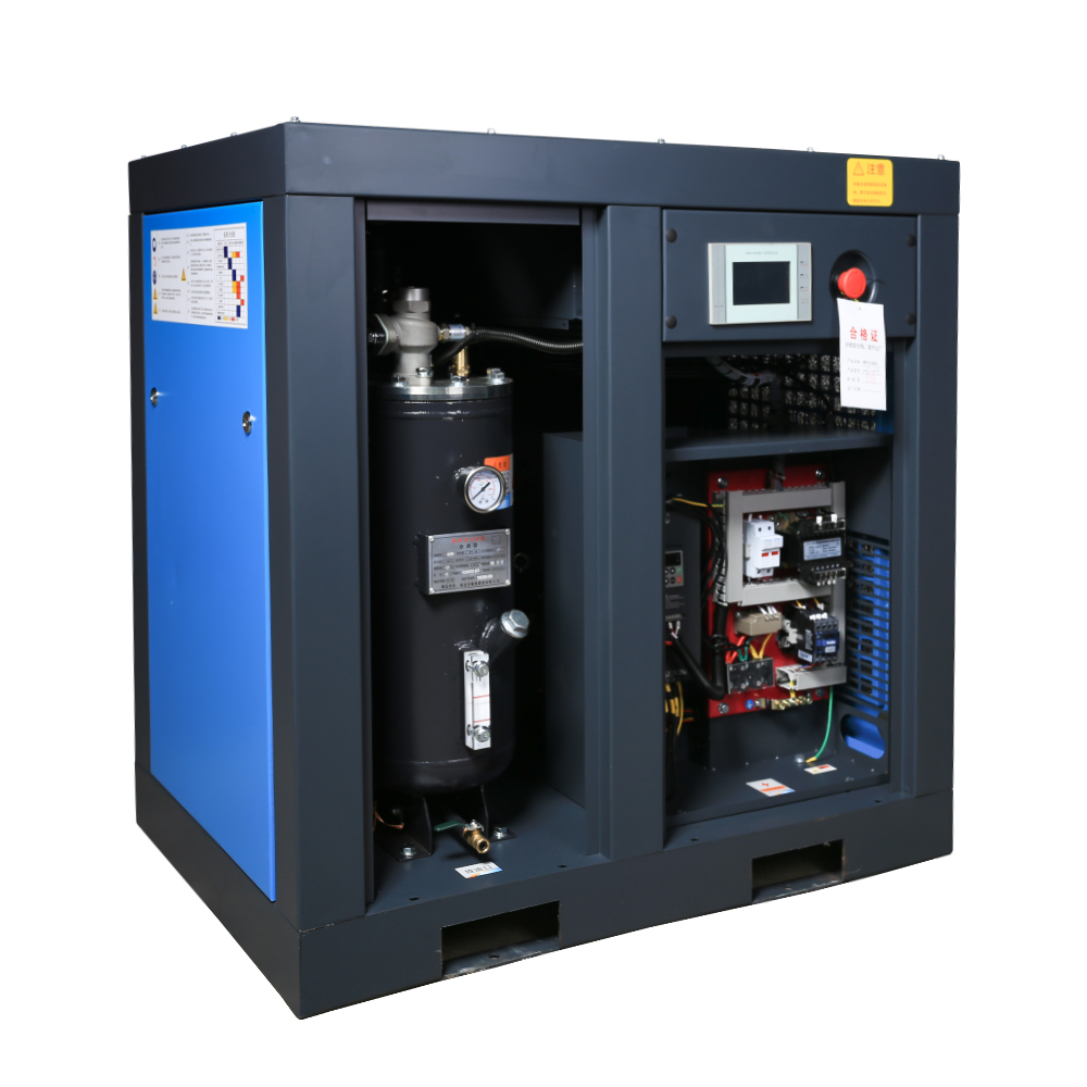 XBW10A-50A direct drive stationary high quality air end screw compressor