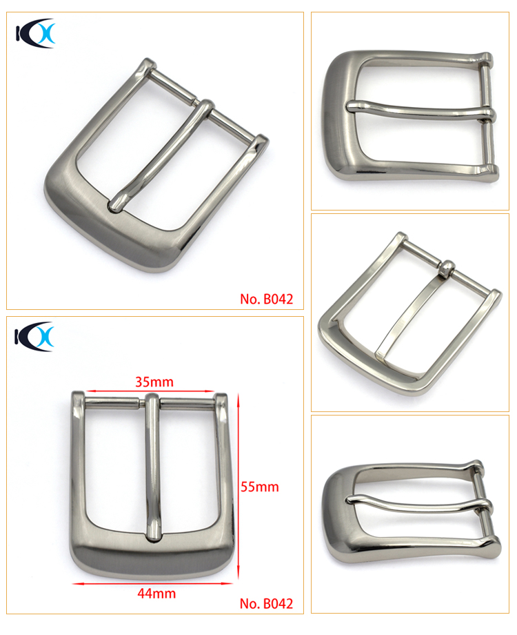 Hot Sale Belt Buckle Replacement Durable In Use Pin Leather Belt Men Buckle Belt