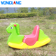 Competitive Price Colorful Plastic Seesaw Spring Rocking Horse Playground