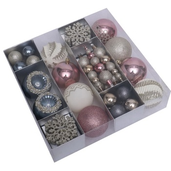 Luxury Fireproof Plastic Ball Christmas Decoration factory directly sale,best price