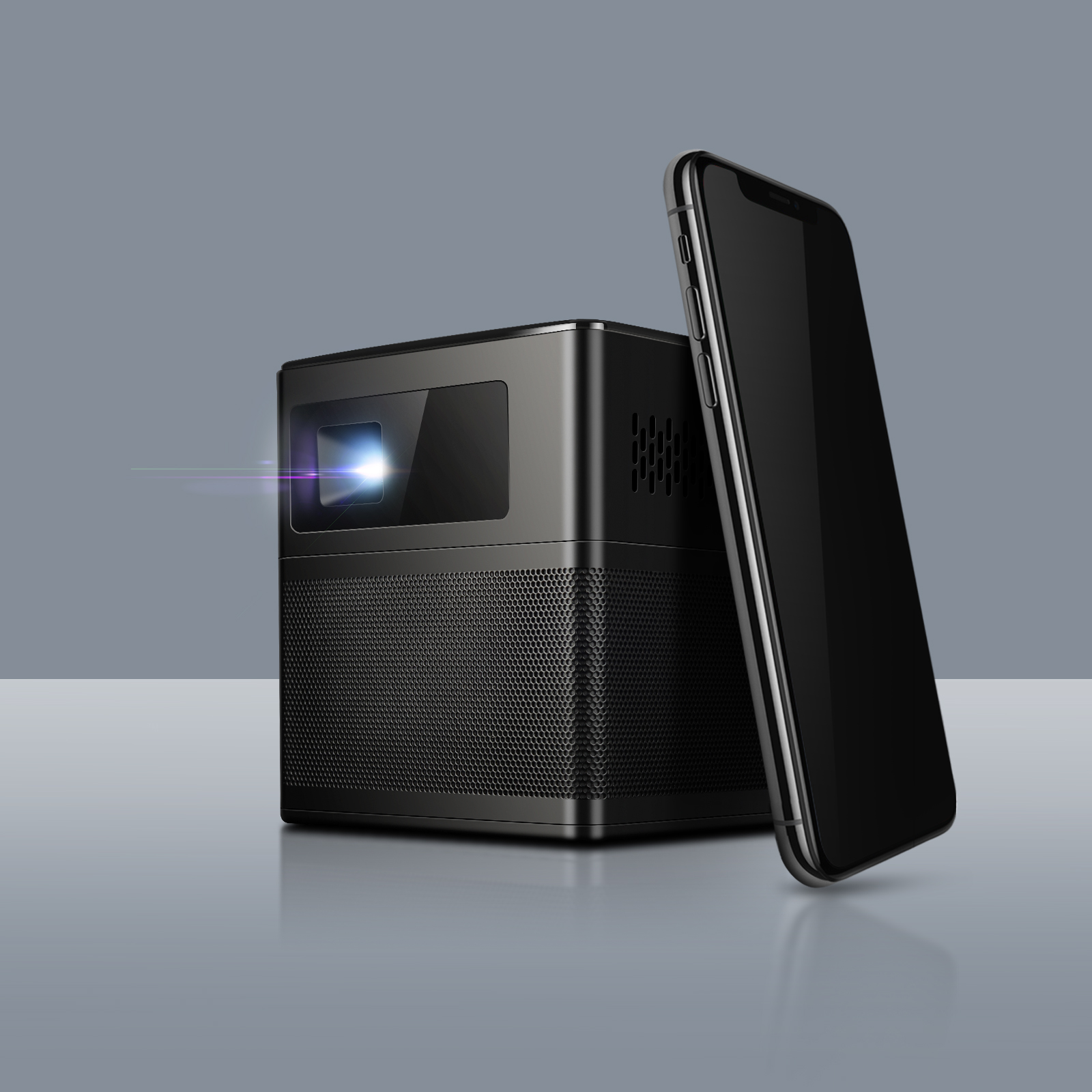 Смарт Портативный Луч Wifi тв телефон Android для наружной рекламы видео 480p Proyector 4k мини 3d 1080hd светодиодный проектор 1080