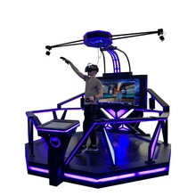 Meest Populaire Grote Ruimte Game Room Apparatuur <span class=keywords><strong>Vr</strong></span> Shooter Staande <span class=keywords><strong>Vr</strong></span> <span class=keywords><strong>Simulator</strong></span>