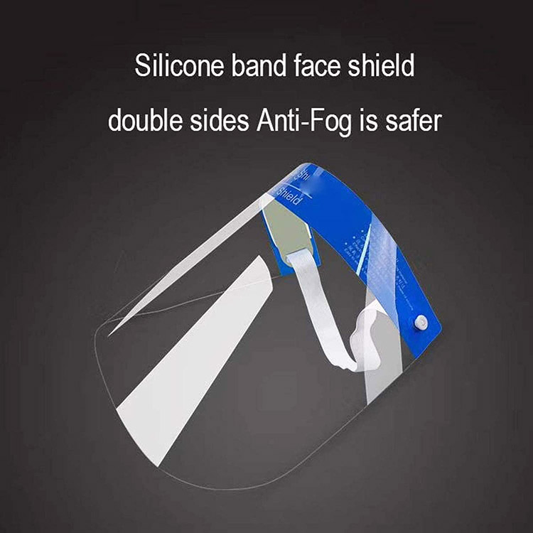 splash protection face shield