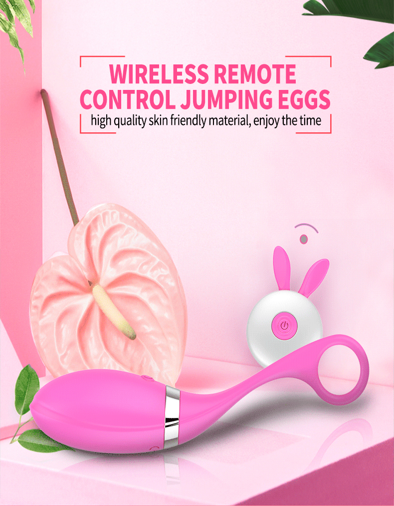 Wireless Remote Control Vagina Vibrator Adult Female Massager Love Eggs Vibrator Sex Toy for Women Anal Toy Female Masturbator