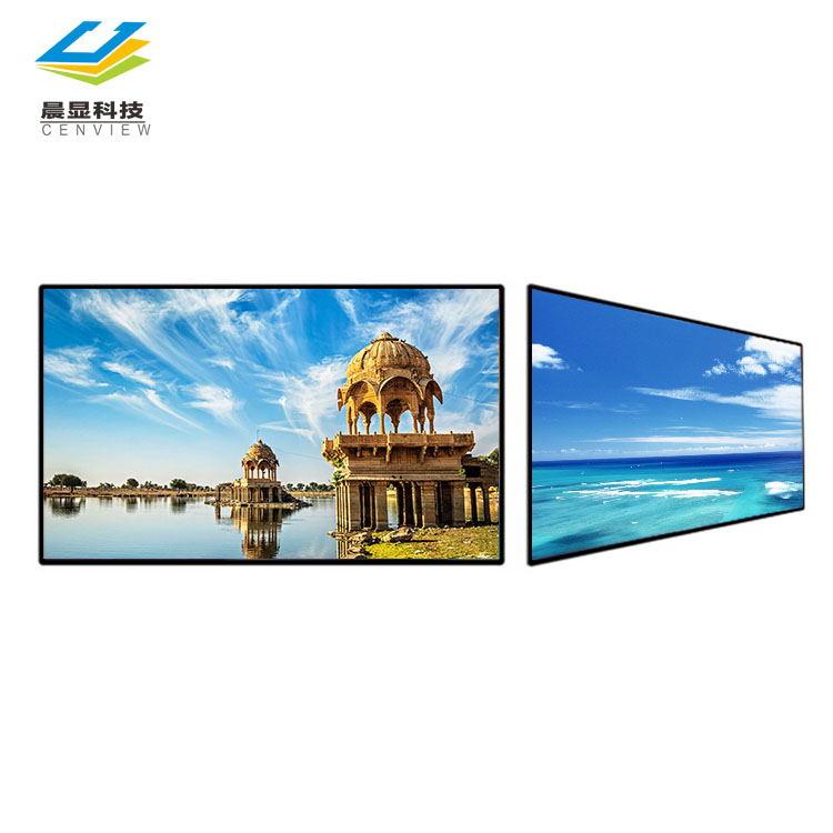 Цифровой рекламный ЖК-монитор 55 дюймов 65 дюймов 70 дюймов 75 дюймов 86 дюймов, Сверхширокий сенсорный экран